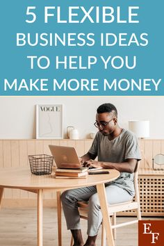 5 Flexible Business Ideas to Help You Make Money | Everything Finance Earn More Money, Make Money Fast, Best Home Business, Business Ideas, Becoming A Personal Trainer, Pet Sitting Services, Group Fitness Classes, Financial Stress, Paying Ads