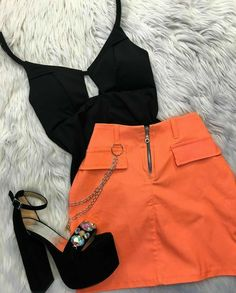 Girls Fashion Clothes, Teen Fashion Outfits, Outfits For Teens, Look Fashion, Girl Outfits, Tumblr Outfits, Edgy Outfits, Retro Outfits, Cute Casual Outfits