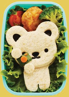 Cute Character Bento Contest 2015