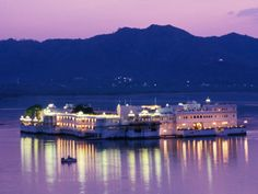 Taj Lake Palace Udaipur | Digital Travel Guru