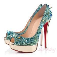 Billedresultat for high heeled shoes
