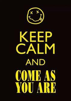Keep Calm ~ Nirvana