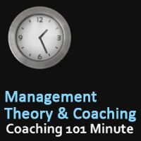 Find Out How Management Theory Blends with Coaching Performance  Most management theory today is based on notions such as trusting staff, leading by example, modeling ethical behavior, encouraging new ways of looking at challenges, and providing a happy and supportive workplace culture. Coaching shares many of these ideas. In this audio Nick Bosk highlights management research and it's influence in coaching. #Coaching101