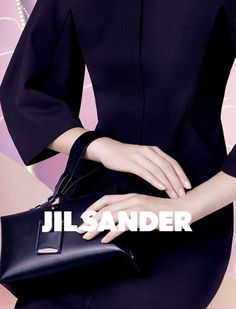 Jil Sander SS13 Campaign #fashion | @andwhatelse