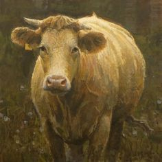 Tuscan Cow No. 2, by James Crandall