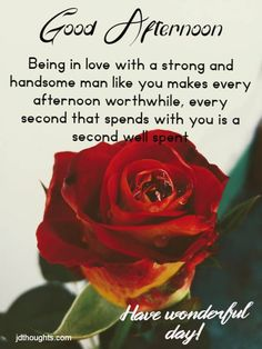 Best 2020 Good afternoon love messages and quotes with love images