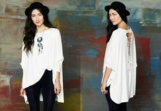 The amazing Axel Tee now available at Free People!!!