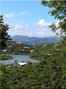 Meritage Cottage is a charming one bedroom hideaway perfect for two people.  Located hillside in Chocolate Hole,  St. John, you'll enjoy wonderful sunsets and views to St. Thomas to the west. Meritage Cottage Vacation Villa : - http://www.perfectsunsetrentals.com/meritage-cottage.html