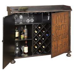 Celebrate Wine Cabinet