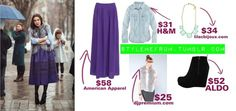 """Looking to incorporate a """"POP"""" of purple? Then this is the outfit just for you!"""