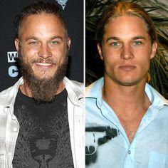 Travis Fimmel: la increíble transformación de este modelo australiano, actor de la serie 'Vikingos' #modelos
