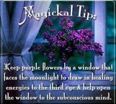 Magick tip - Pinned by The Mystic's Emporium on Etsy