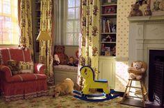 Story book cottage nursery