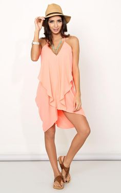 Sunny Disposition Woven #Dress