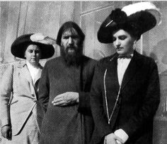 #Rasputin and The Society Ladies (link)