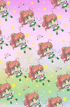 Chibi Sailor Jupiter Pattern by riccardobacci.deviantart.com on @DeviantArt