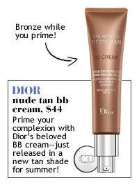 New Cream Bronzers For Spring And Summer | The Zoe Report