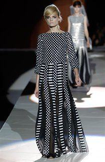 Marc Jacobs Abendkleider der Frühjahr / Sommer Kollektion 2013