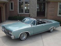 Learn more about 1964 Chrysler Imperial Convertible on Bring a Trailer, the home of the best vintage and classic cars online. Chrysler Voyager, American Classic Cars, Old Classic Cars, Classic Auto, Ram Trucks, Mopar, Convertible, Dodge, Chrysler Cars