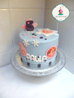tarta Frozen para Paula