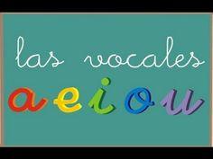 ▶ Aprendemos a escribir las vocales y su trazo con Orientación Andújar - YouTube