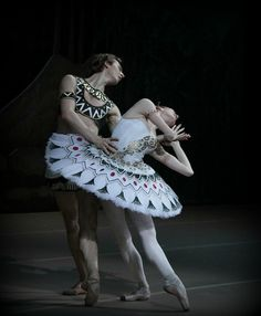 Olga Smirnova and Semyon Chudin - The Pharaoh's Daughter #dance