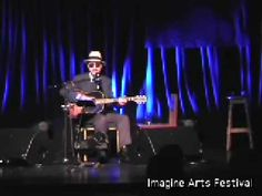 "Leon Redbone (LIVE) . ""Shine on Harvest Moon"" ... I love Redbone.....and his guitar playing...so good!!"