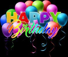 Happy Birthday Wishes Photos, Happy Birthday Quotes For Friends, Happy Birthday Wishes Cards, Happy Birthday Signs, Birthday Blessings, Happy B Day Images, Birthdays, Gifs, Holidays