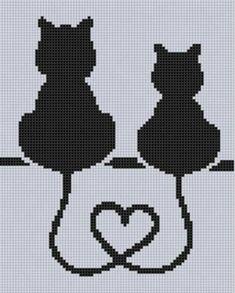 Patroon katten