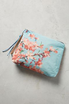 Discover unique bags, clutches & travel accessories at Anthropologie, including the season's newest arrivals. Back Bag, Travel Purse, Vintage Bohemian, Evening Bags, Cherry Blossom, Women's Accessories, Zip Around Wallet, Anthropologie, Pouch