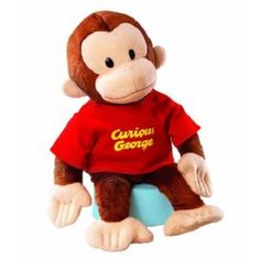 38025  Classic Curious George  $18.00