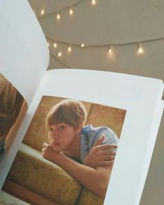 I can see reader taking pics of Tae (after getting some lessons from him) and putting them in a little book.