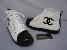 Epic Chanel Sneakers
