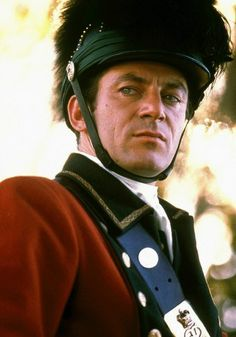 Colonel William Tavington from The Patriot. He is a butcher. The way he burned....*spoilers* all those people in that church, including my beloved Joker. Just know that he's a terrible man and he deserves to die. (I love Jason Isaacs btw)