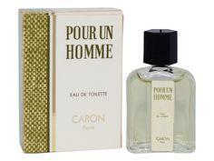 Caron - Miniature Pour un homme (Eau de toilette 4.5ml)