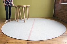 FilzFelt   Residential  - felt rug