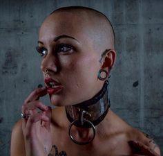 Girl bald slave The Ball