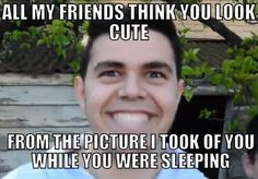 James Yammouni - Photos | Facebook< well that's not creepy