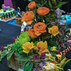 Cake International Floral Sugarcraft -20