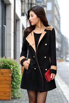British Style - Pretty coat
