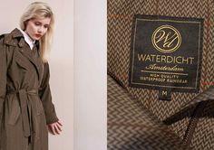 WATERDICHT Amsterdam | High quality waterproof rainwear COLLECTION STRAINCOATS (Stylish Raincoats) 2015 www.waterdicht.nl