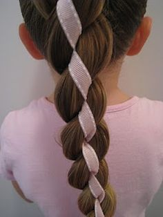 ribbon for little girl