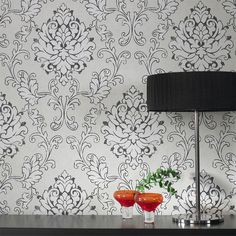 Graham & Brown - Eco Heritage Wallpaper modern wallpaper