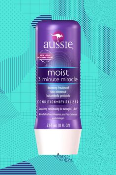 "Aussie 3 Minute Miracle http://www.refinery29.com/cheap-makeup#slide-8   ""This is one of the best (and cheapest) dry-hair treatments out there."""
