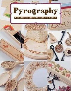 EBook Pyrography: 18 Step-by-Step Projects to Make Author Bob Neill, Wood Burning Tips, Wood Burning Crafts, Wood Burning Patterns, Wood Burning Projects, Pyrography Tools, Pyrography Patterns, Decor Crafts, Wood Crafts, Diy Crafts