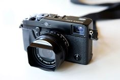 Fuji X-Pro 1 - fantastic image quality, lovely looking machine, quirky focus. Kind of like an Italian sports car that you love even when it lets you down.