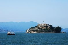 Ferry to Alcatraz - America's most notorious ex-penitentiary depart from Fisherman's Wharf San Francisco.