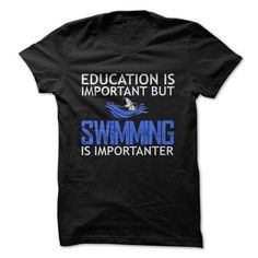 Is swimming important to you? #fashion #clothing