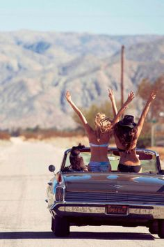 Girls just wanna have Fun !