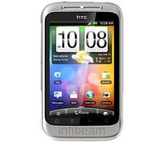 HTC Wildfire S is the ultimate Android Smartphone with HTC Sense. HTC Wildfire S measures 101.3 x 59.4 x 12.4 mm, weights 105 gm and goes zip zap zoom with its 600MHz CPU Processing Speed and 3.2 inch touch screen.